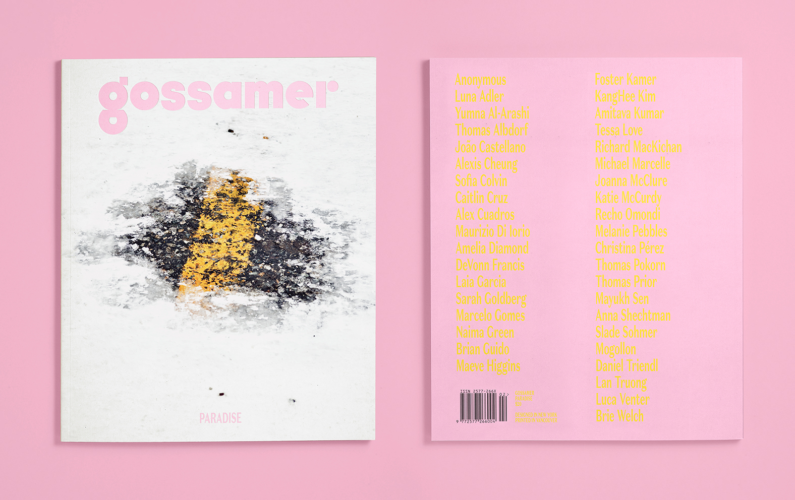 gossamer Volume 2 – Paradise